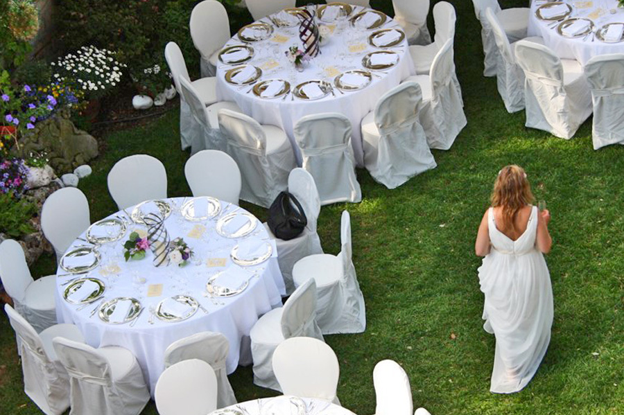Evento a Villa ines