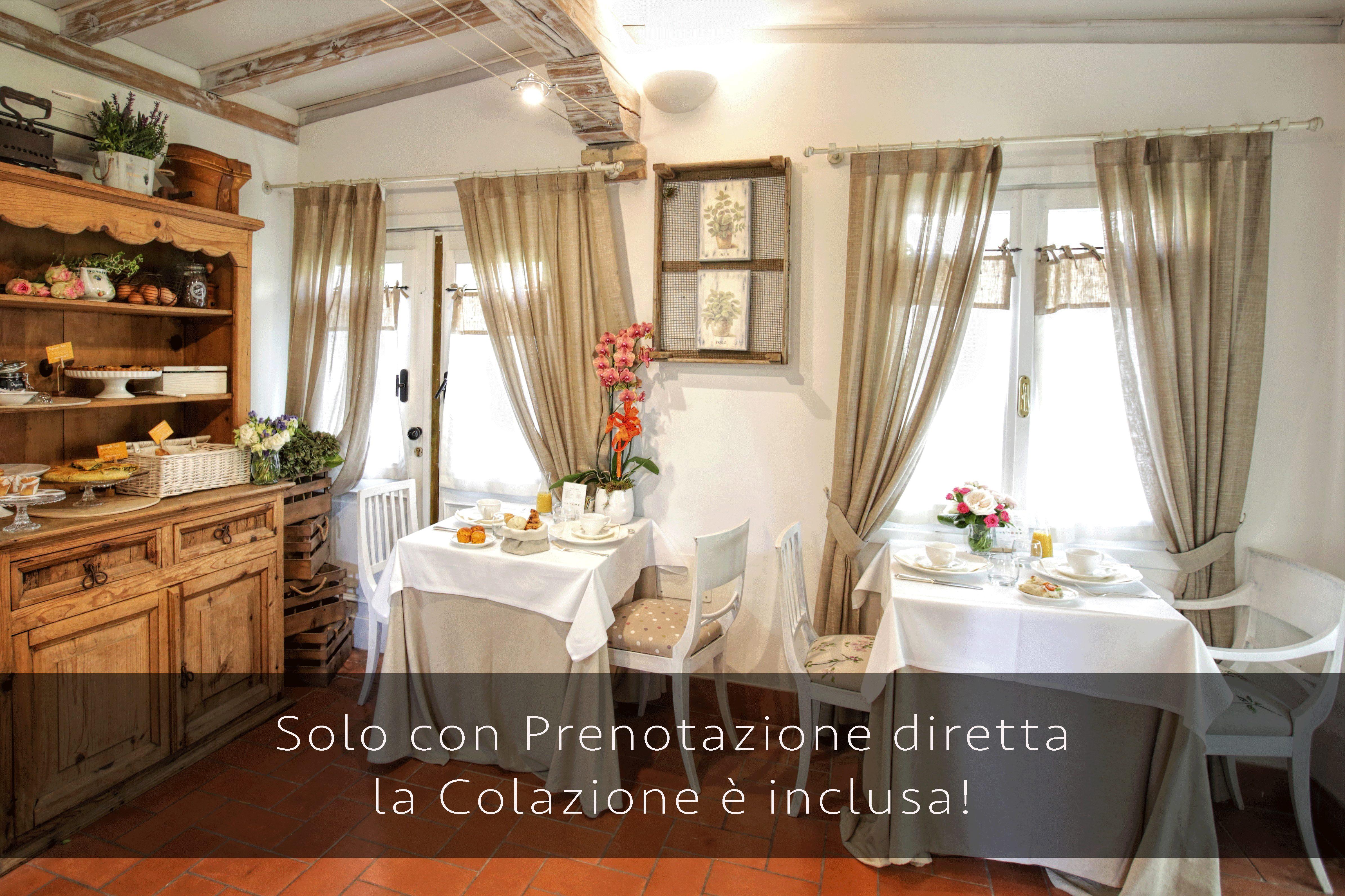 Colazione Villa Ines